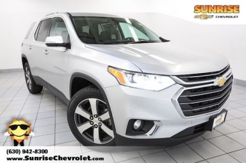 2018 Chevrolet Traverse LT Leather 4D Sport Utility
