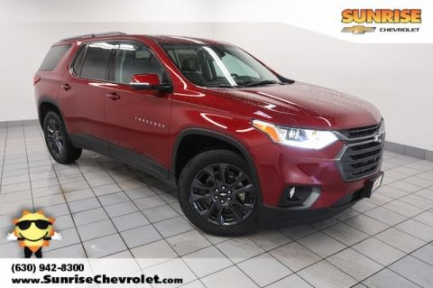 New 2019 Chevrolet Traverse RS FWD 4D Sport Utility