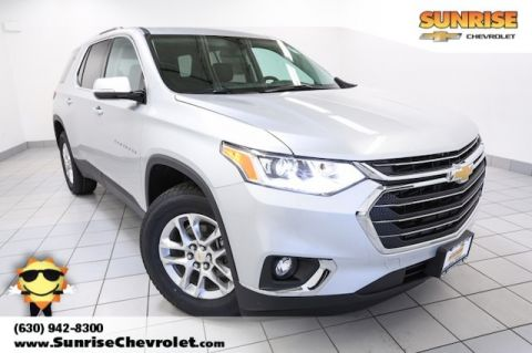 New 2018 Chevrolet Traverse LT Cloth AWD