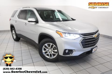 New 2018 Chevrolet Traverse LT AWD