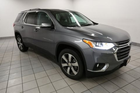 New 2019 Chevrolet Traverse LT Leather AWD