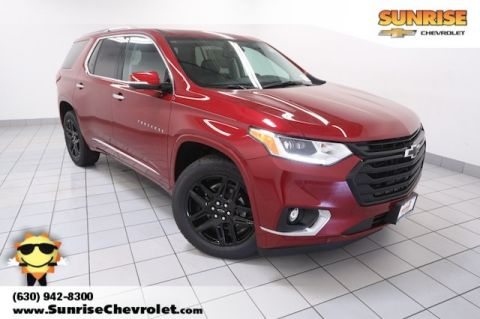 New 2019 Chevrolet Traverse High Country AWD