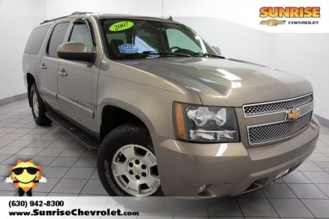 Pre-Owned 2007 Chevrolet Suburban 1500 LT 4WD