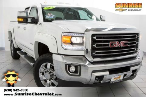 Certified Pre-Owned 2015 GMC Sierra 2500HD SLT 4WD