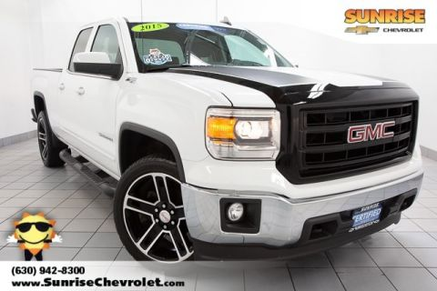 Certified Pre-Owned 2015 GMC Sierra 1500 SLE 4WD