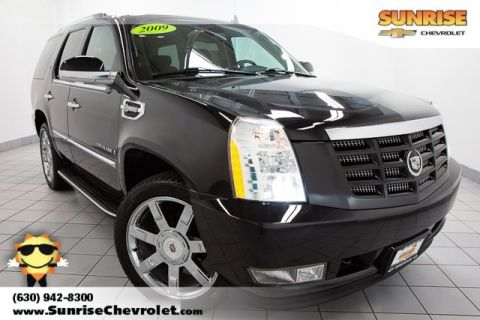 Pre-Owned 2009 Cadillac Escalade Hybrid 4WD