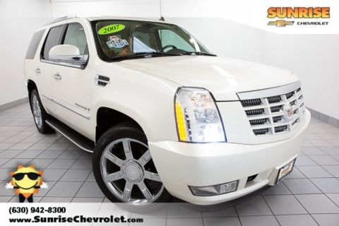 Pre-Owned 2007 Cadillac Escalade Base AWD