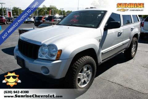 Pre-Owned 2007 Jeep Grand Cherokee Laredo 4WD