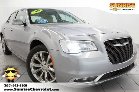 Pre-Owned 2015 Chrysler 300C Base AWD