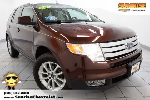 Pre-Owned 2009 Ford Edge SEL FWD 4D Sport Utility