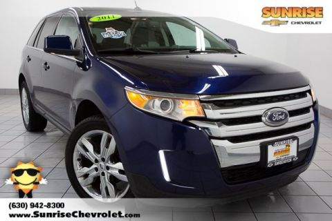 Pre Owned  Ford Edge Limited Fwd D Sport Utility