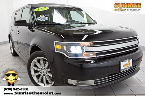 Pre-Owned 2017 Ford Flex Limited AWD