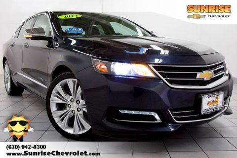 Pre-Owned 2014 Chevrolet Impala LTZ FWD 4D Sedan