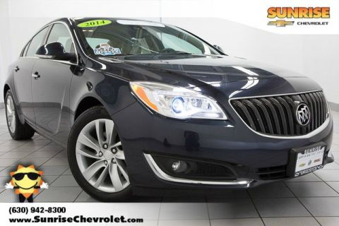 Certified Pre-Owned 2014 Buick Regal Premium 2 FWD 4D Sedan
