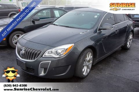 Pre-Owned 2015 Buick Regal GS AWD