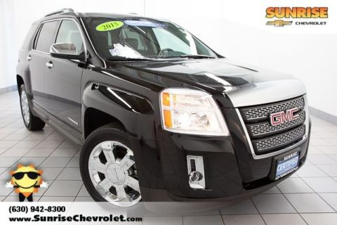 Certified Pre-Owned 2015 GMC Terrain SLT-2 AWD