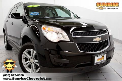 Pre-Owned 2013 Chevrolet Equinox LT FWD 4D Sport Utility