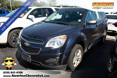 Certified Pre-Owned 2015 Chevrolet Equinox LS AWD