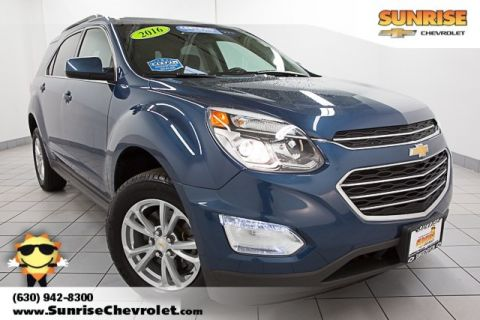 Certified Pre-Owned 2016 Chevrolet Equinox LT AWD