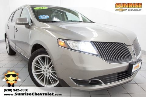 Pre-Owned 2015 Lincoln MKT EcoBoost AWD