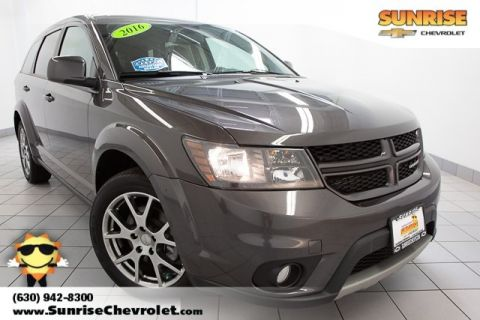 Pre-Owned 2016 Dodge Journey R/T FWD 4D Sport Utility