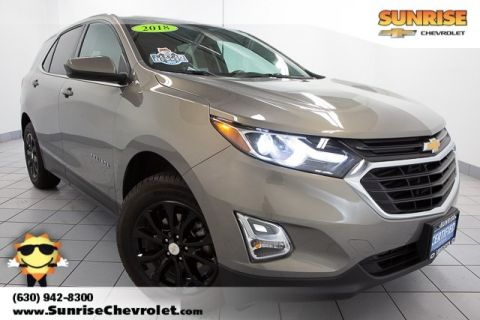 Pre-Owned 2018 Chevrolet Equinox LT AWD