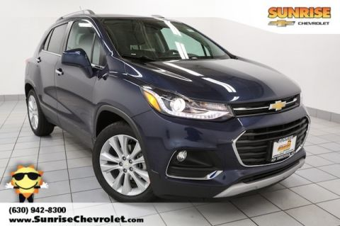 New 2018 Chevrolet Trax Premier FWD 4D Sport Utility