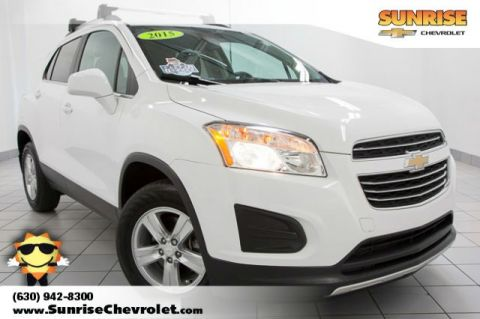 Certified Pre-Owned 2015 Chevrolet Trax 1LT AWD