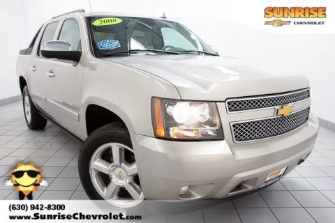Pre-Owned 2008 Chevrolet Avalanche 1500 LTZ 4WD