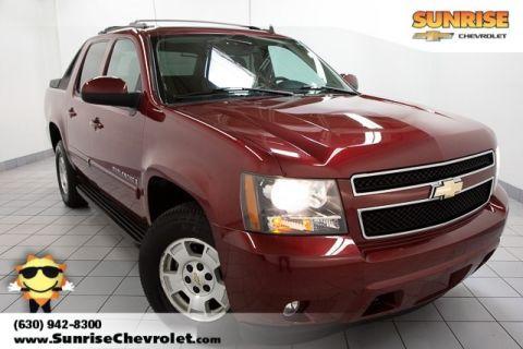 Pre-Owned 2008 Chevrolet Avalanche 1500 LT 4WD