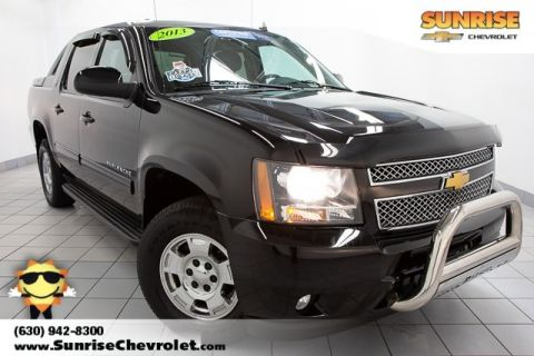 Certified Pre-Owned 2013 Chevrolet Avalanche 1500 LT 4WD