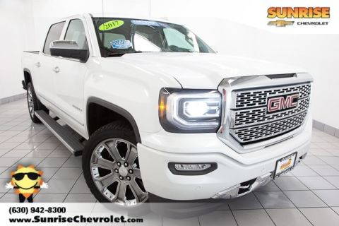 Certified Pre-Owned 2017 GMC Sierra 1500 Denali 4WD