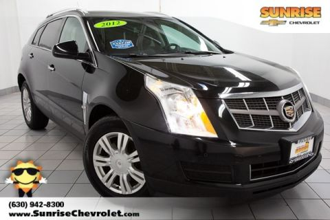 Pre-Owned 2012 Cadillac SRX Luxury AWD