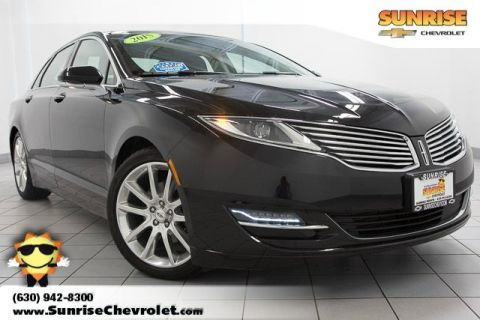 Pre-Owned 2015 Lincoln MKZ Base AWD