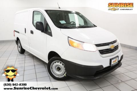 New 2018 Chevrolet City Express 1LS FWD 3D Cargo Van