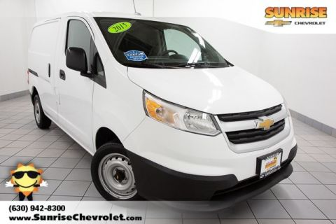 Certified Pre-Owned 2015 Chevrolet City Express 1LT