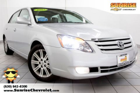 Pre-Owned 2007 Toyota Avalon Limited FWD 4D Sedan