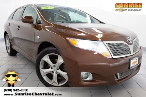 Pre-Owned 2011 Toyota Venza Base AWD