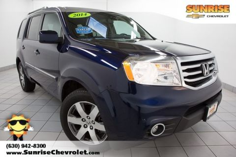 Pre-Owned 2014 Honda Pilot Touring 4WD