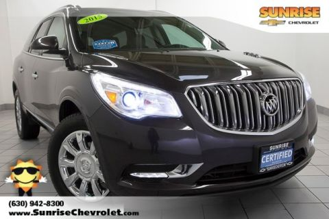 Certified Pre-Owned 2015 Buick Enclave Leather Group FWD 4D Sport Utility