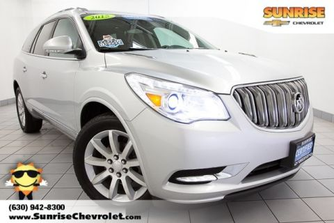 Certified Pre-Owned 2015 Buick Enclave Premium Group AWD
