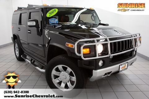 Pre-Owned 2009 Hummer H2 LUXURY 4WD