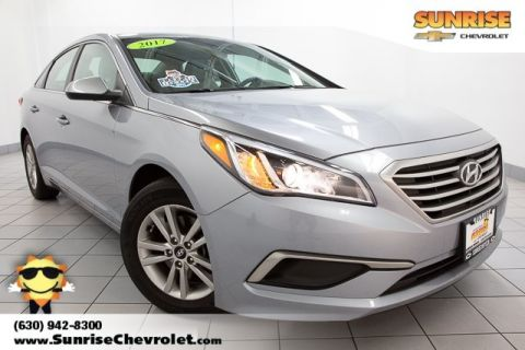 Pre-Owned 2017 Hyundai Sonata Base FWD 4D Sedan
