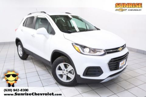 New 2018 Chevrolet Trax 1LT AWD