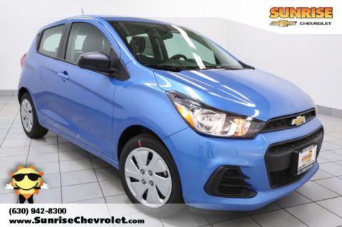 New 2017 Chevrolet Spark LS FWD 5D Hatchback