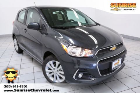New 2017 Chevrolet Spark 1LT FWD 5D Hatchback