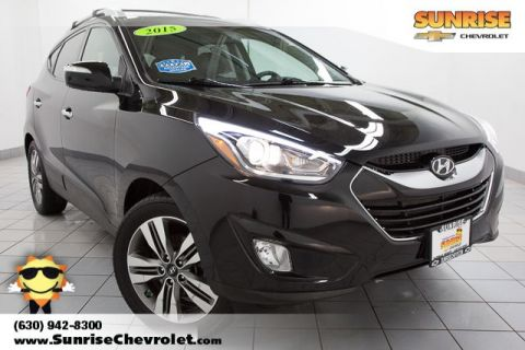 Pre-Owned 2015 Hyundai Tucson Limited FWD 4D Sport Utility