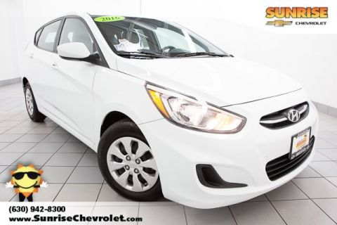 Pre-Owned 2016 Hyundai Accent SE FWD 4D Hatchback