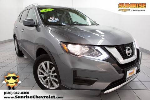 Pre-Owned 2017 Nissan Rogue SV FWD 4D Sport Utility
