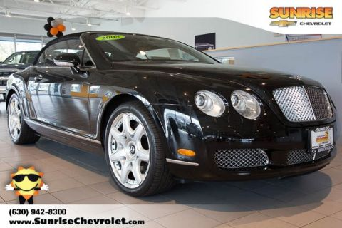 Pre-Owned 2008 Bentley Continental GTC Base AWD